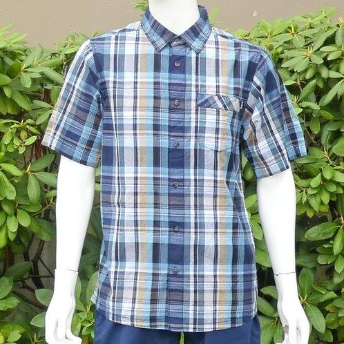 Kavu Mens Corbin Moonwalk S/S Summer Shirt (ELAV-KA5101)