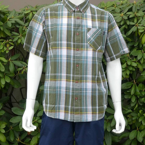 Kavu Mens Solstice Northside S/S Summer Shirt (ELAV-KA5080-1119)