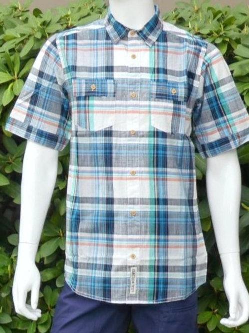 Kavu Mens Rumsin Pacific S/S Summer Shirt (ELAV-KA5082-486)