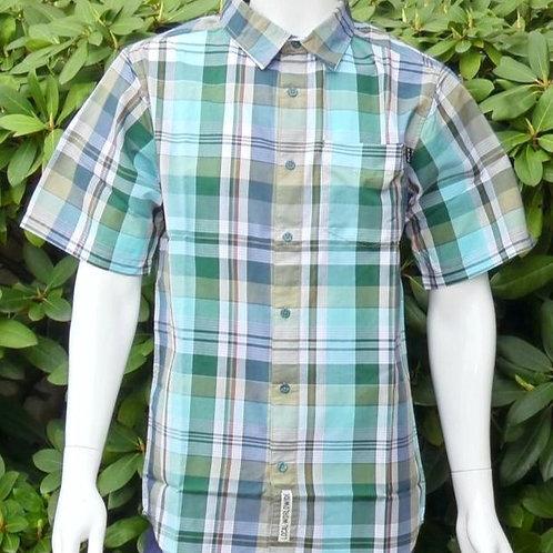 Kavu Mens Freestone Brazilwood S/S Summer Shirt (ELAV-KA5149-1229)