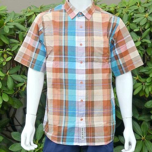 Kavu Mens Freestone Clay S/S Summer Shirt (ELAV-KA5149-697)