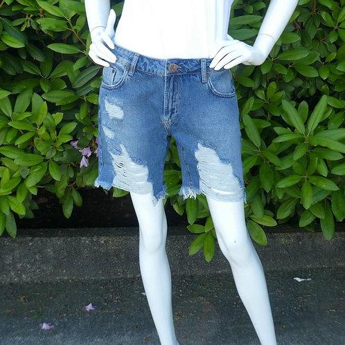 Womens One Teaspoon Stevies Boyfriend Shorts (HFOT-22991)