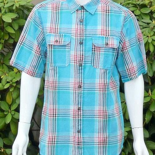 Kavu Mens Coastal Cannon Ball S/S Summer Shirt (ELAV-KA569)