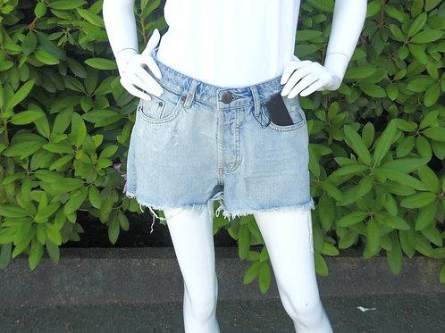 Womens One Teaspoon Trucker Shorts (HFOT-22981)