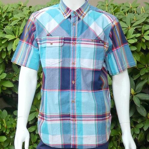 Kavu Mens Boardwalk Preppy S/S Summer Shirt (ELAV-KA5096-342)