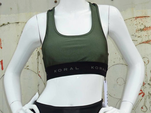 Womens Koral Performance Limitless Plus Bra (HFKOR-A378Q16)