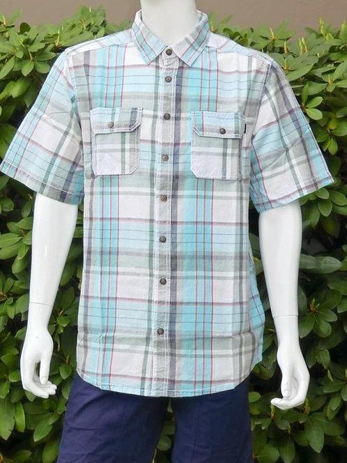 Kavu Mens Coastal Beach Vibes S/S Summer Shirt (ELAV-KA569-541)