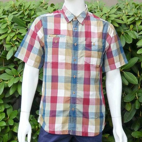 Kavu Mens Park Lane Port S/S Summer Shirt (ELAV-KA5180)