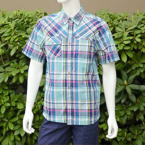 Kavu Mens Boardwalk Island Time S/S Summer Shirt (ELAV-KA5096-966)