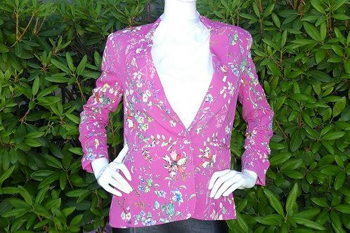 Womens Generation Love Birdy Floral Blazer (HFGL-SU20303)