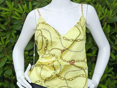 Womens Ronny Kobo Viola Chain Top (HFRK-9740147CSP)