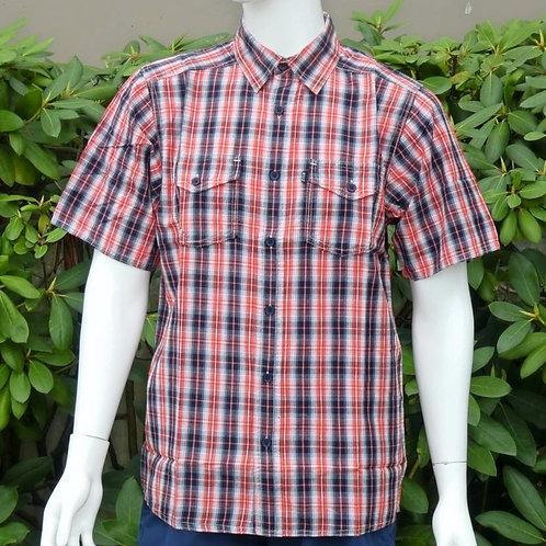 Kavu Mens T Lee Americana S/S Summer Shirt (ELAV-KA502-309)