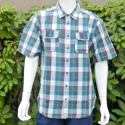 Kavu Mens Coastal Caribbean S/S Summer Shirt (ELAV-KA569-11)