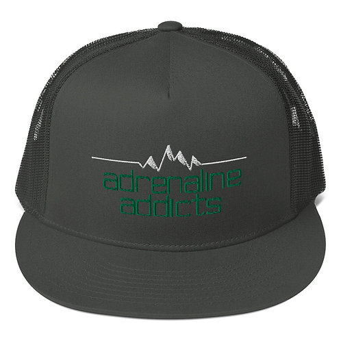 Adrenaline Addicts Mesh Back Snapback