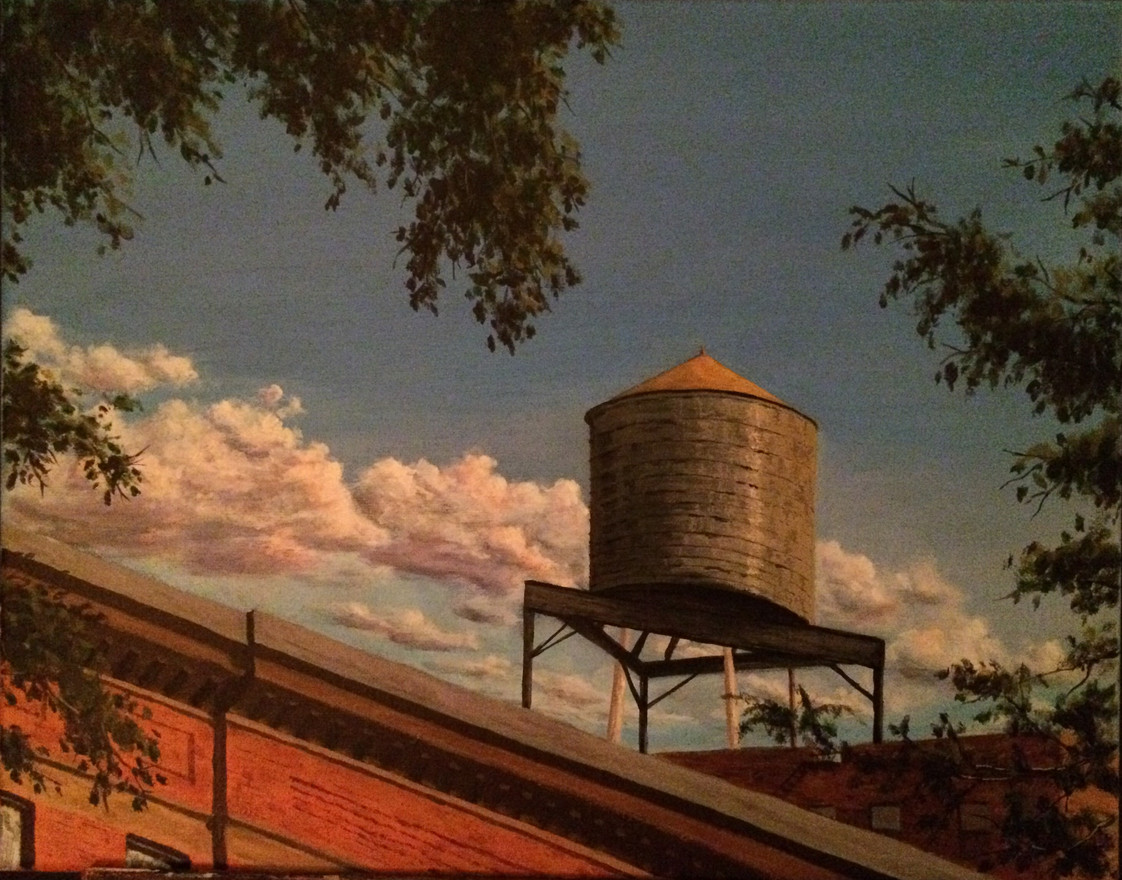 """Water Tower 