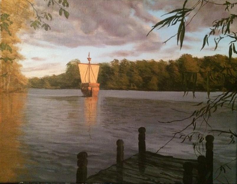 Peanut Sailing