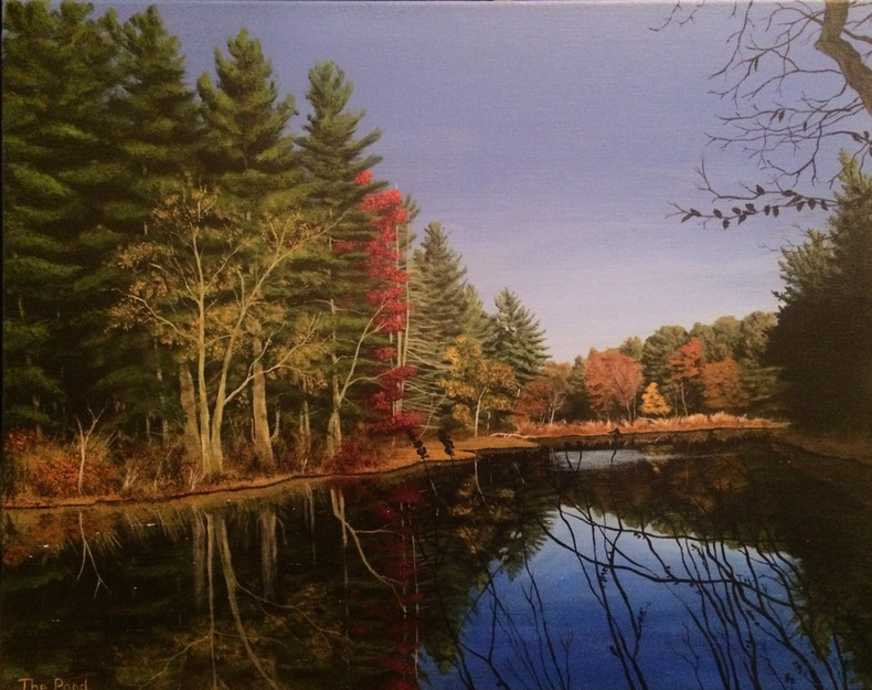 """The Pond 
