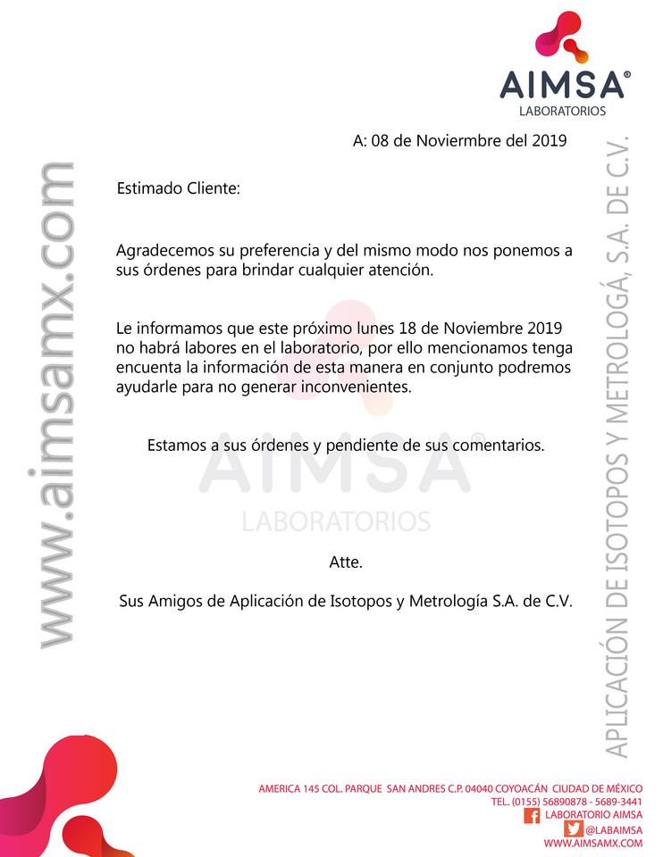 Comunicado  18 de Noviembre 2019-01-01.j