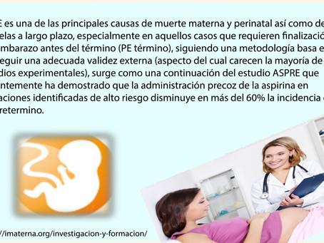 Prevención de preeclampsia