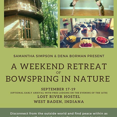 Bowspring In Nature