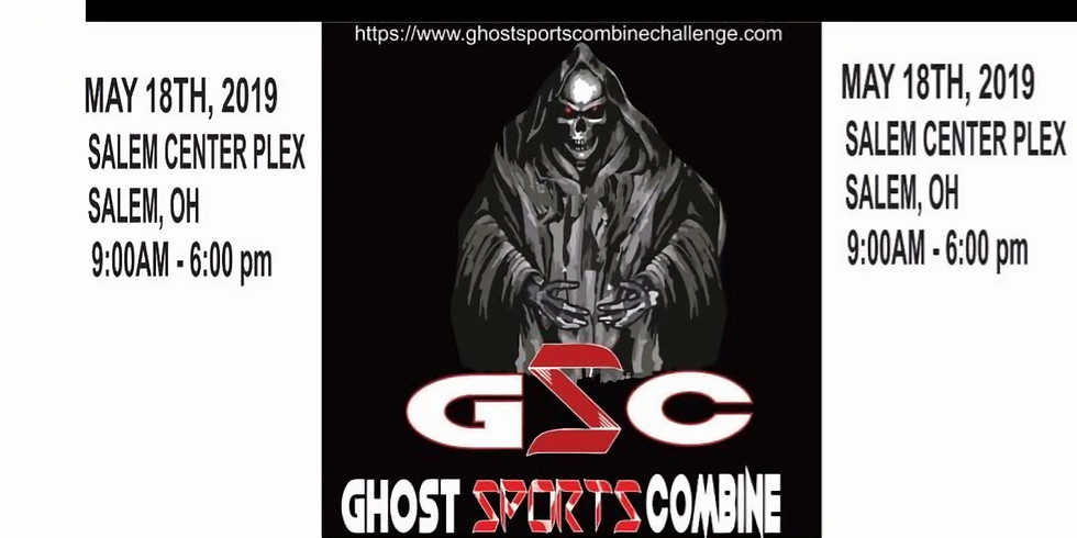 Ghost Sports Combine Challenge
