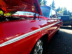 show car detail impala