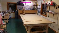Unusually Clean Workshop
