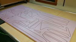 CNC Routed Foam