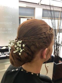 Debutante Hair by Kutting Kapers