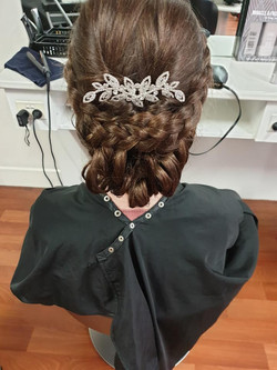 Hair Up by Kutting Kapers