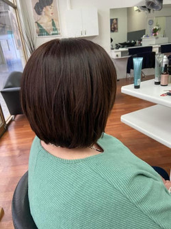 Brunette Restyle by Kutting Kapers