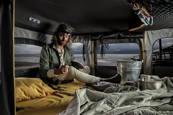 De Airtop 360° daktent | TOPdaktenten