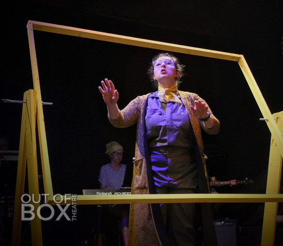 Working: A Musical at Out of Box Theatre