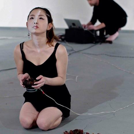 Performance with Kana Nakamura (JP)