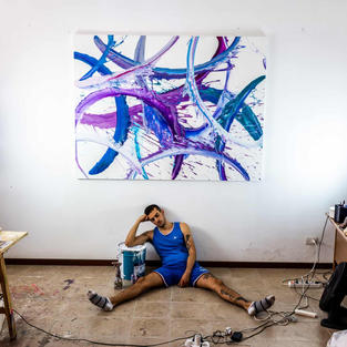 Ivan-Gervasoni-1-TheArtBank-Gallery.JPG