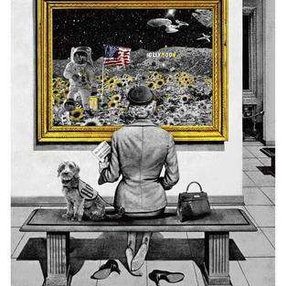 Mr-Brainwash-Hollymoon-TheArtBank-Galler