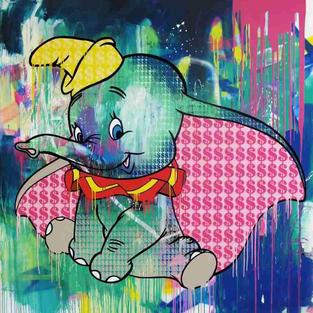 Ben-Allen-Dumbo-Dollars-TheArtBank-Galle