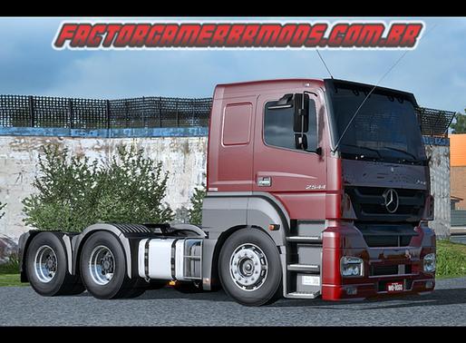 Download Mercedes Axor 2544 Ets2 V. 1.35.x