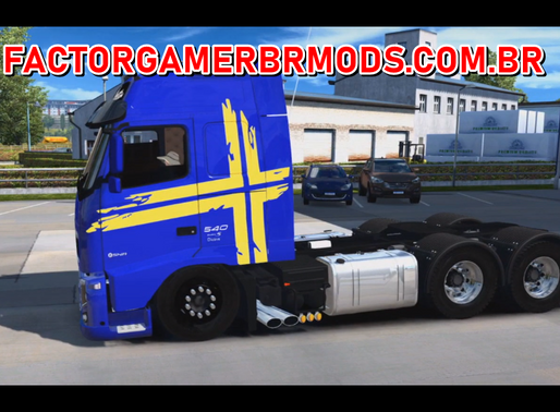 Download  Volvo FH Qualificado  para Ets2   V.1.37.x