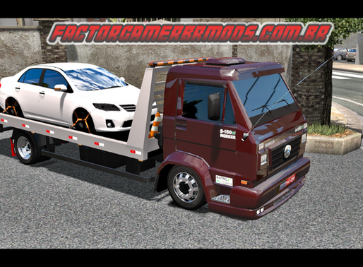 Download VW Delivery Guincho 9-150e  Ets2 V. 1.36.x