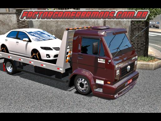 Download VW Delivery Guincho 9-150e  Ets2 V. 1.36.x