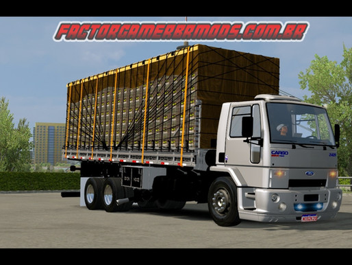 Download Ford Cargo 2428  para  Ets2 V. 1.36.x