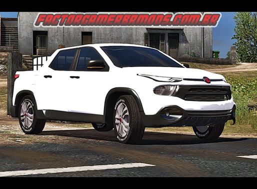 Download Pick-up Fiat Toro Ets2 V. 1.35.x
