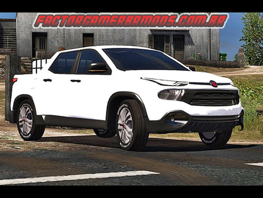 Download Pick-up Fiat Toro Ets2 V. 1.35.x