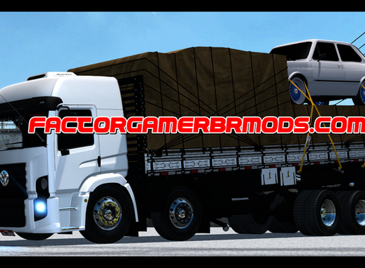 Download Volkswagen Constellation Carroceria Bitruck Qualificado Para Ets2 V.1.37.X e  1.38.x