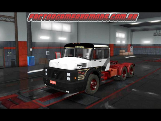 Download Mercedes-Benz Ls 1933-1934 Ets2 V. 1.36.x