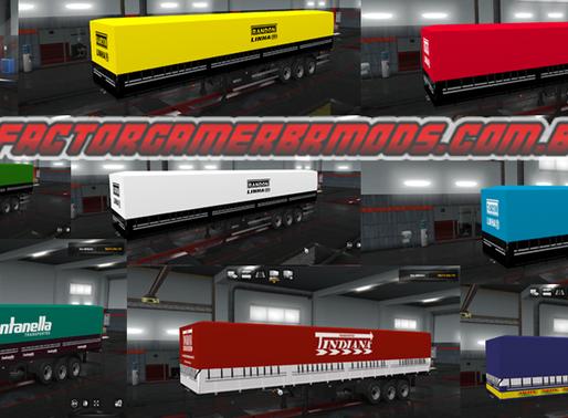 Download Pack de Cargas Graneleiras Randon e Pack de Baú  para Ets2 V.1.36.x