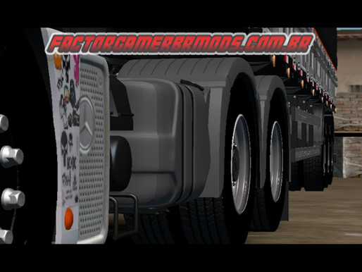 Download Pack de Rodas South Gamer V3.0 Para Caminhões e Reboques Ets2 V. 1.35.x
