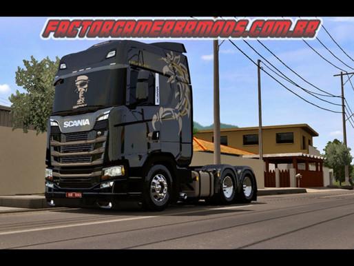 Download Addon  BR by Rafael   Alves para Scania NTG Eugene para Ets2 V. 1.36.x