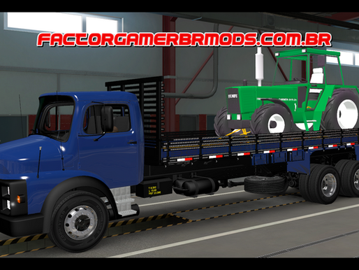 Download Mercedes 1113  AGL   multichassis Ets2 V. 1.37.x